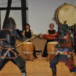 Samurai in Yoroi