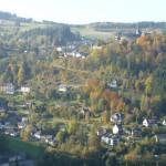 Lauenstein im Herbst