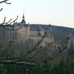 Burg Lauenstein im Frühling