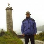Trekking in Schottland