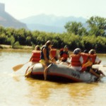 Riverrafting auf dem Colorado