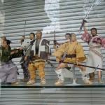 org. Drehort von den 7 Samurai u. Yoijimbo