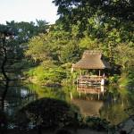 jap. Teehaus bei Nara