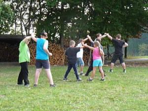 Kumite-Training